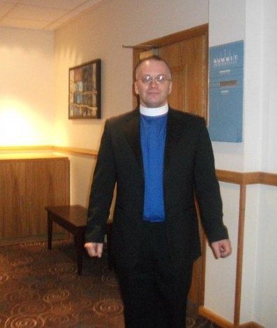 Pastor Arthur McLauchlan