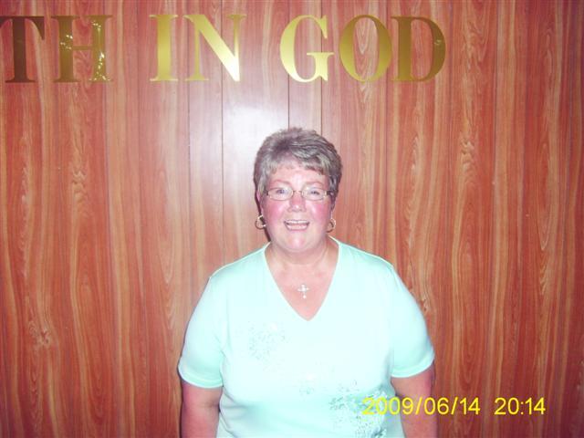 Jessie Kennedy - Sovran Club Leader